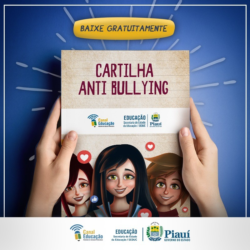 Cartilha Antibullying